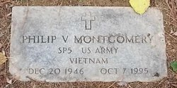 Philip V Montgomery