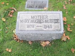 Mary <I>Hughes</I> McBride