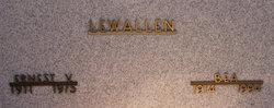 Ernest V Lewallen
