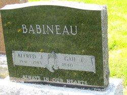 Alfred J Babineau