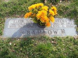 Thelma Mae <I>Gilbert</I> Bahlow