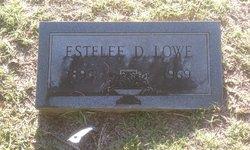 Estelee D Lowe