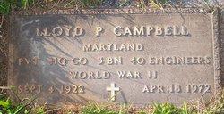 Lloyd Preston Campbell