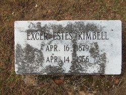 Excer <I>Estes</I> Kimbell