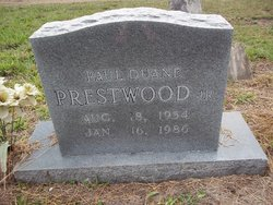 Paul Duane Prestwood, Jr