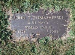 S1 John T. Tomashefski