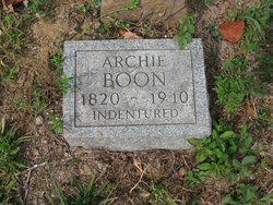 Archie Boon