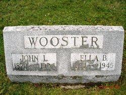 John L Wooster