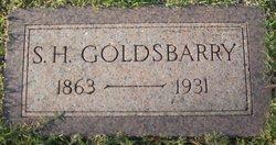 Samuel H Goldsbarry