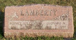 Leonard Nicholas Lamberty