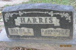 Bessie P Harris