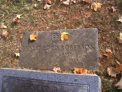 Ernest Boyd Roberson