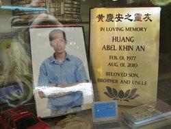 Abel Khin An Huang
