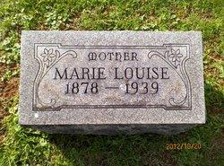 Marie Louise <I>Kramer</I> Freyer