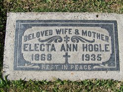 Electa Ann Hogle