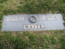 Kenneth V. Waite