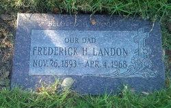 Frederick Hyatt Landon