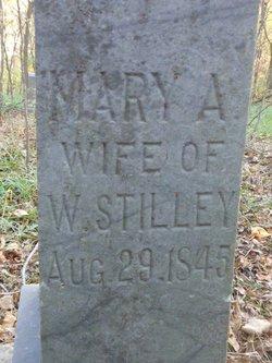 Mary Ann <I>Carr</I> Stilley