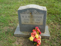 W R Wilkerson