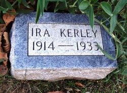 Ira Kerley