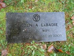 """Golden A. """"Goldie"""" LaBadie"""