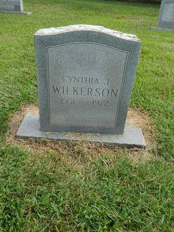 Cynthia J Wilkerson