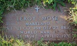 Leroy Mose