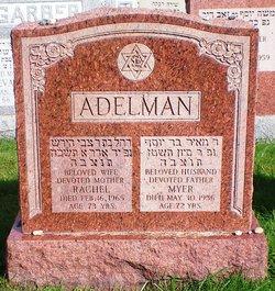 Rachel Adelman