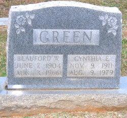 Cynthia E. Green