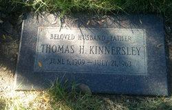 Thomas H Kinnersley