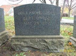 Dora <I>Knoke</I> Groll