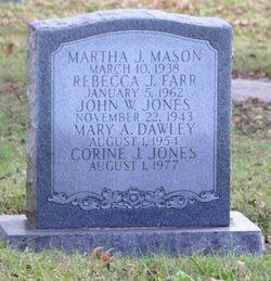 Mary A Dawley