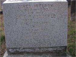Jane R <I>Arbuckle</I> McElroy