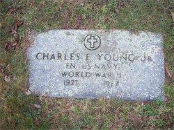 "Charles E. ""Charlie"" Young, Jr"