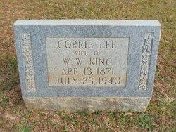 Corrie Lee King