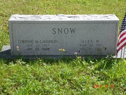 "Alexander Wilson ""Alex"" Snow"