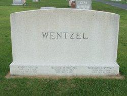 Margaret E <I>Wentz</I> Wentzel