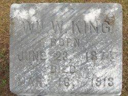 William W King