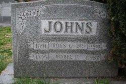 Ross G Johns, Sr