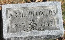 Addie <I>Chambers</I> Blowers