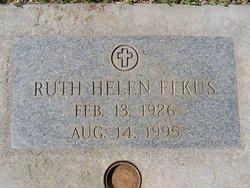 Ruth Helen Elkus