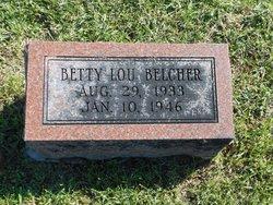 Betty Lou Belcher