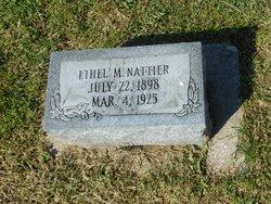 Ethel May Nattier