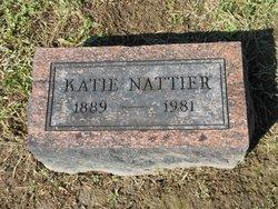 "Kathryn ""Katie"" <I>Cahill</I> Nattier"