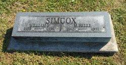 Mary Belle <I>Gray</I> Simcox
