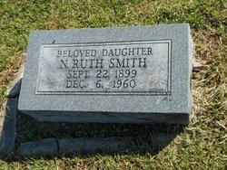 N. Ruth Smith