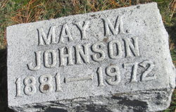 May M Johnson
