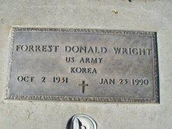 Forrest Donald Wright