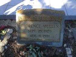 Florence Mullen