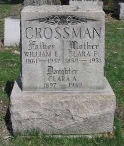 William E Crossman
